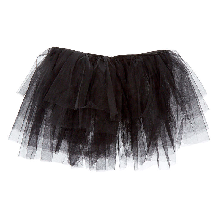 Layered Tutu - Black,