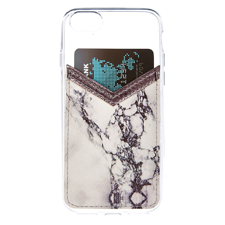 Marble Pocket Phone Case,