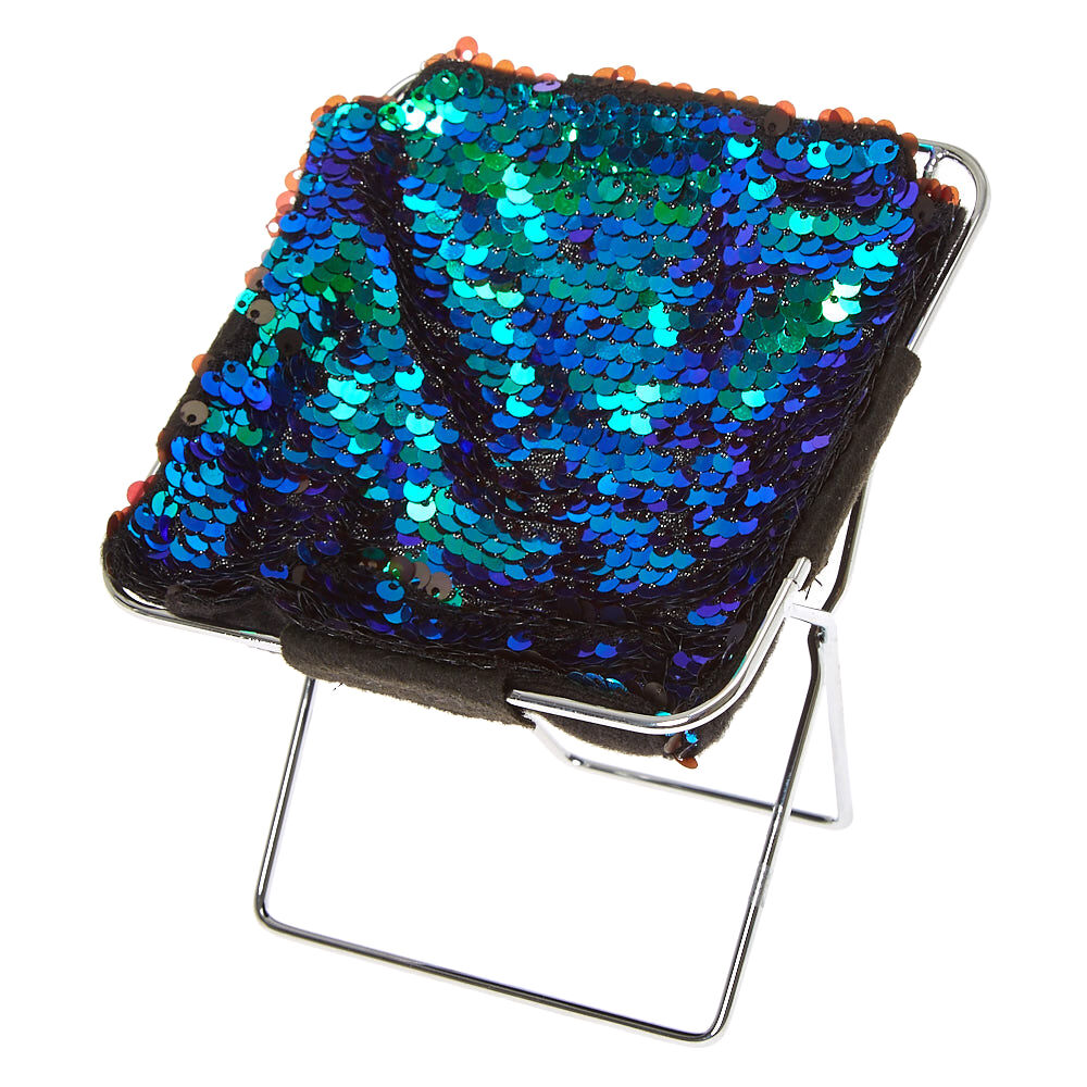 Mermaid Papasan Chair Phone Holder,