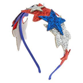Glitter Stars Headband,