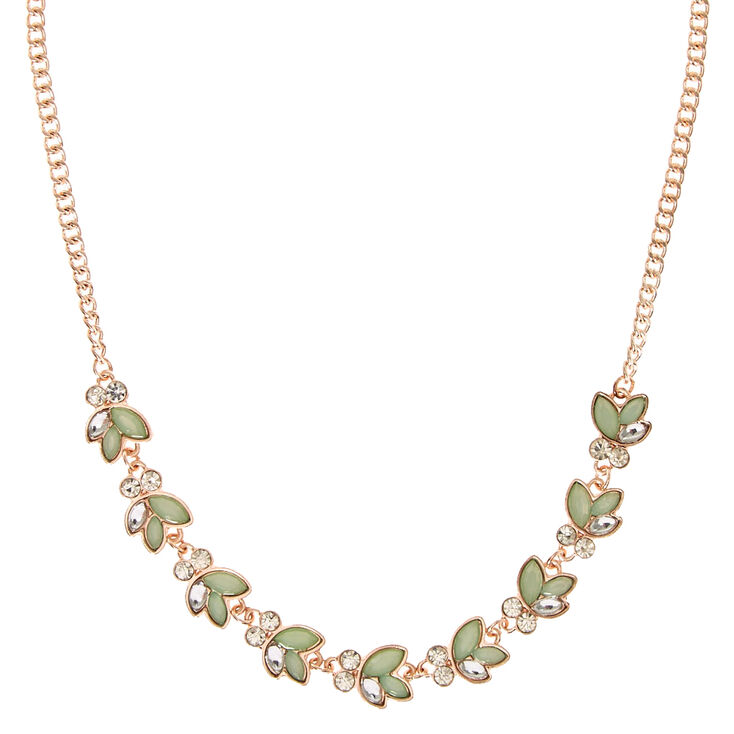 Ivy Statement Necklace,