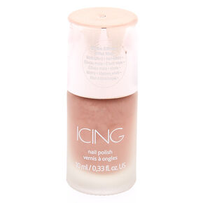 Matte Nail Polish - Rose Gold,