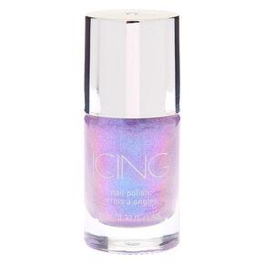 Iridescent Nail Polish - Purple,
