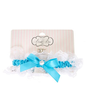 Bachelorette Garter with Flask,