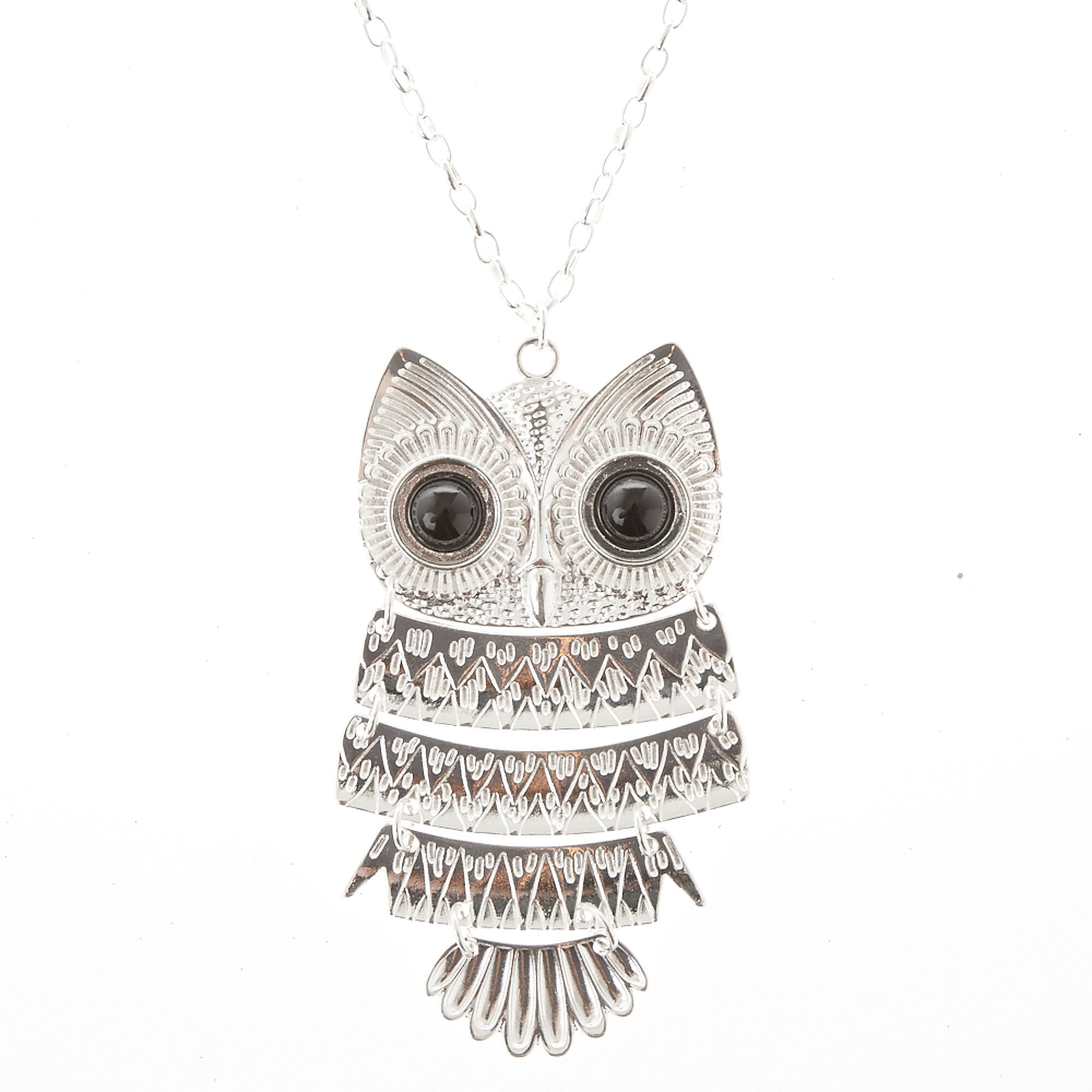 owl nordstrom silver beck pendant image of necklace rack shop sterling anna product