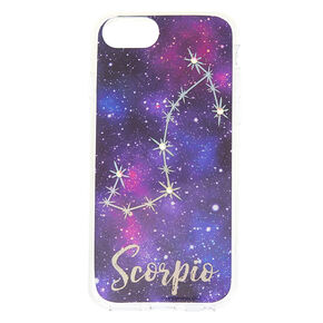 Scorpio Zodiac Phone Case - Fits iPhone 6/7/8 Plus,