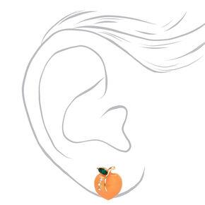 Ombre Knit Pom Beanie - Pink,