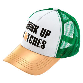 f9003090e71 Drink Up B tches Trucker Hat