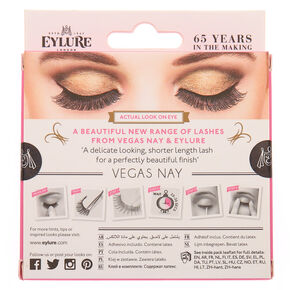 6d1f594aa48 Classic Charm Vegas Nay False Lashes By Eylure