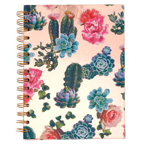 Cactus Journal - Rose Gold,