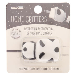 Panda Home Critter - White,