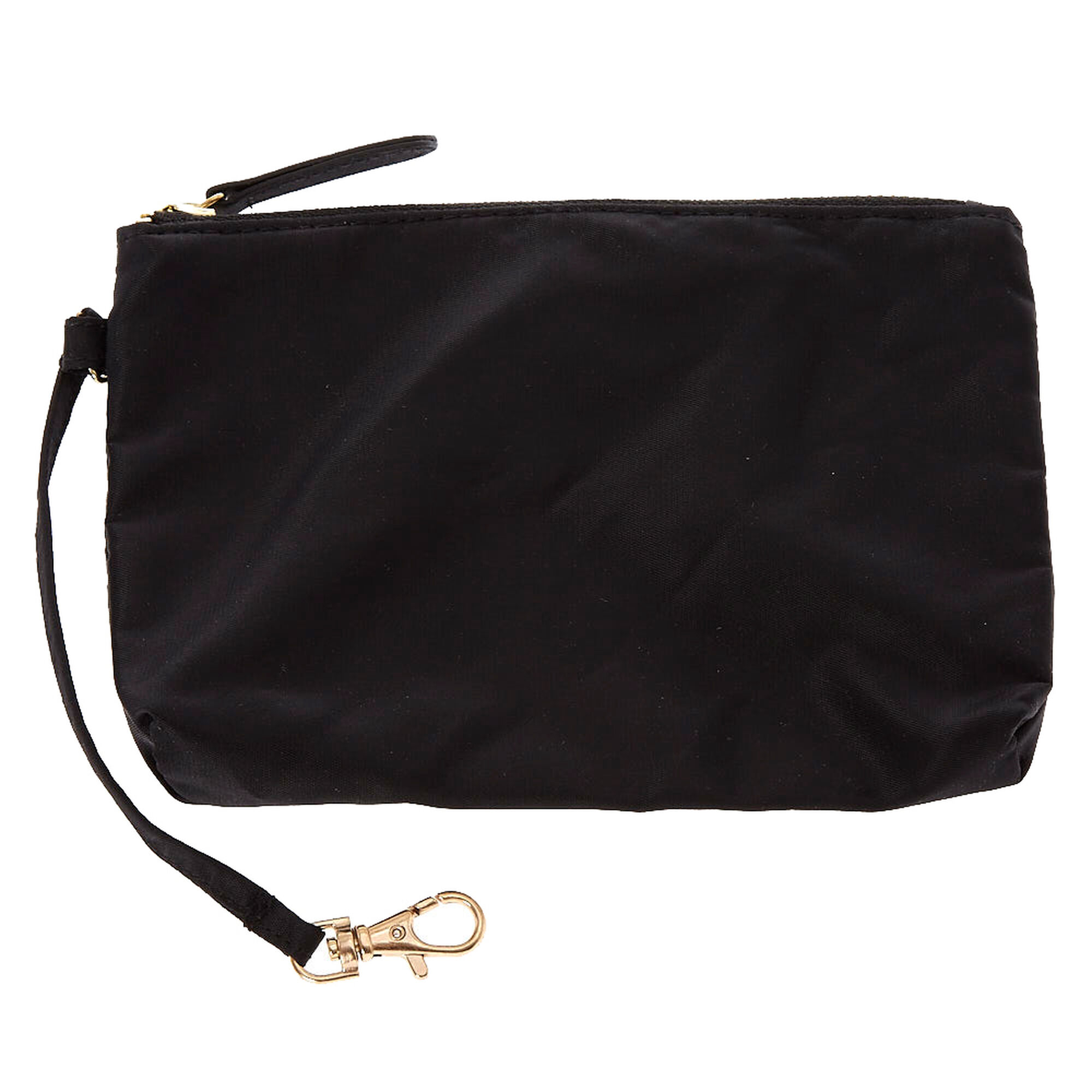 Black Oversized Duffle Bag