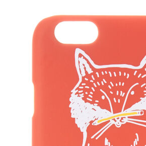 Red Fox Friday Phone Case,