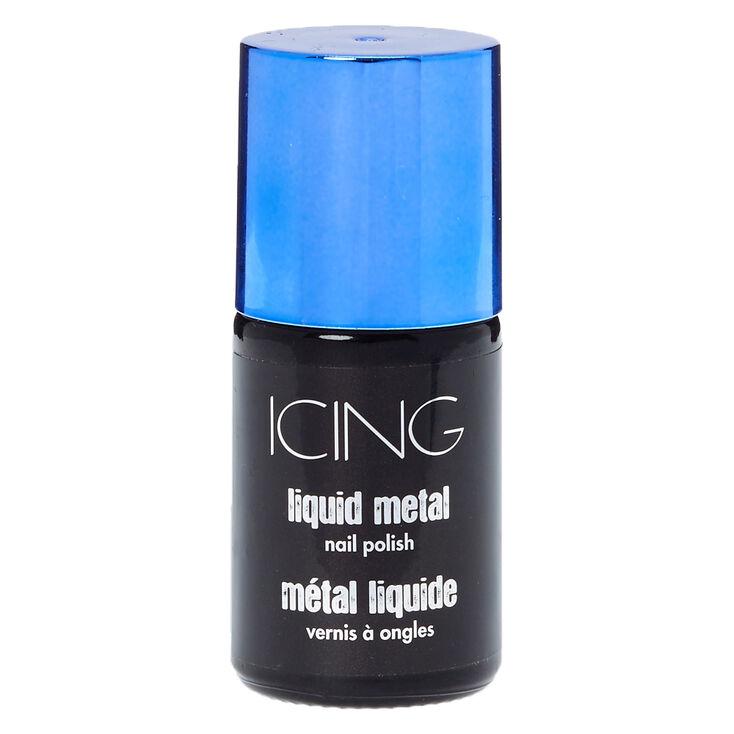 Tropic Thunder Liquid Metal Nail Polish,