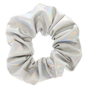 Holographic Hair Scrunchie,