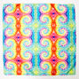 Rainbow Tie Dye Bandana Headwrap,