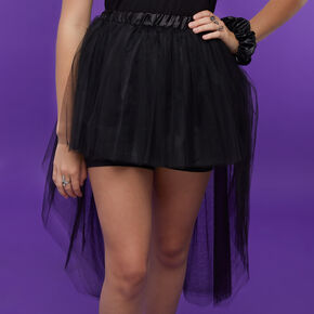 High-Low Tutu - Black,