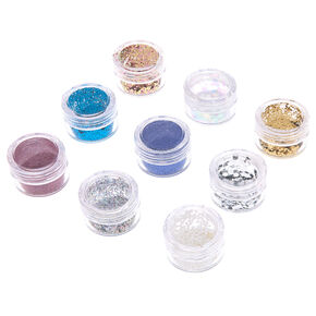 Pastel Body Glitter Set - 9 Pack,