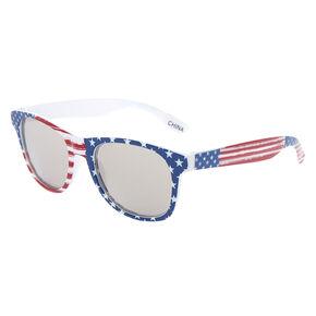 American Flag Retro Sunglasses,