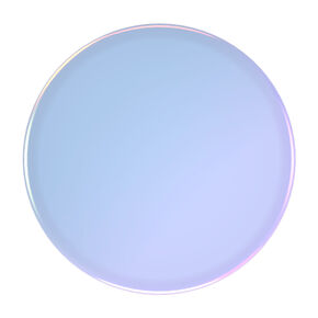 PopSockets Swappable PopGrip - Powder Purple Chrome,