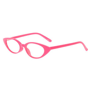 Cat Eye Frames - Pink,