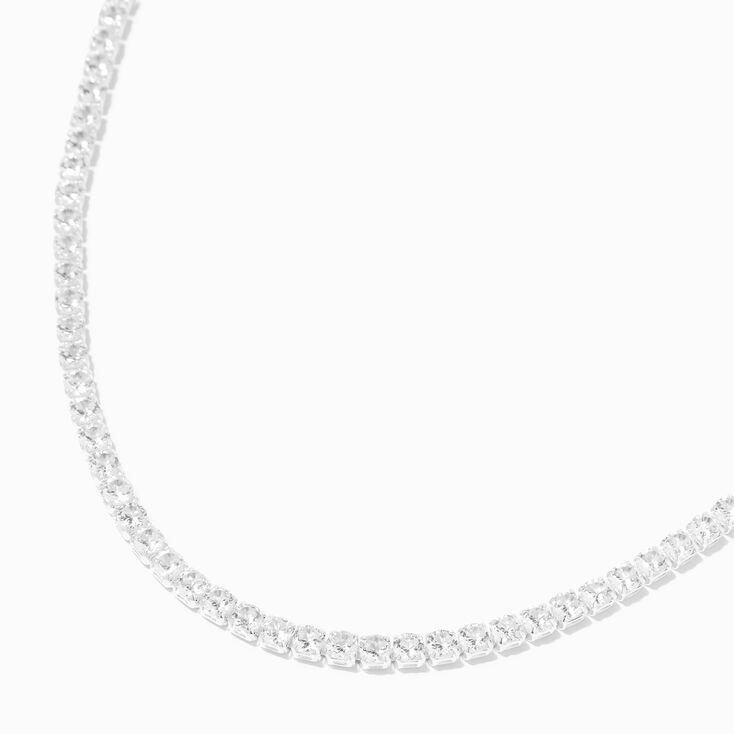 """Silver 2"""" Filigree Drop Earrings,"""