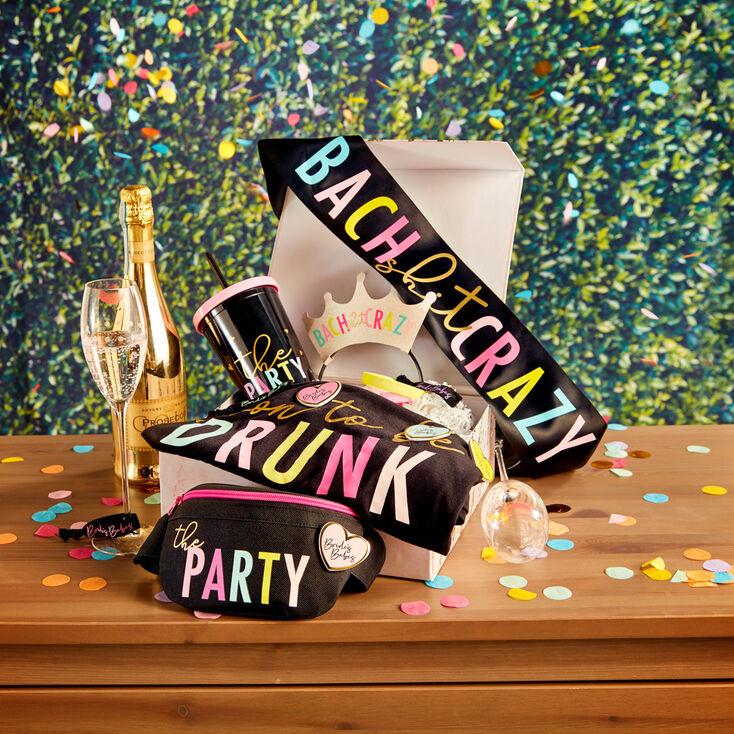 Bach Shit Crazy Bachelorette Party Set,