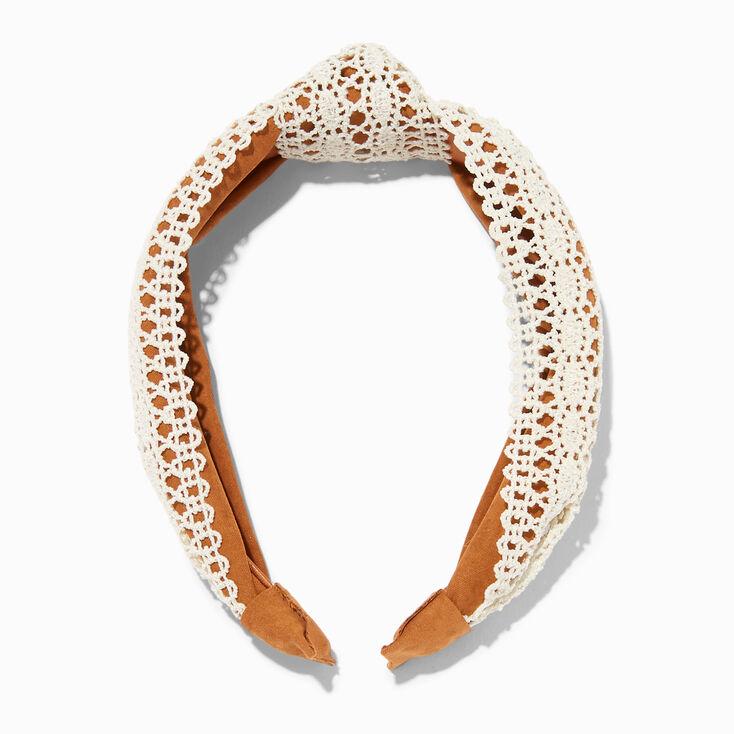 Shabby Rose Hair Clips - Blue, 2 Pack,