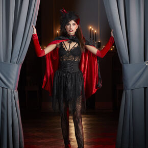 Sexy Witch Costume Set,