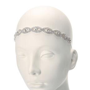 Crystal Twisted Headwrap,