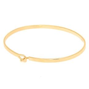 Gold Bangle Bracelet,