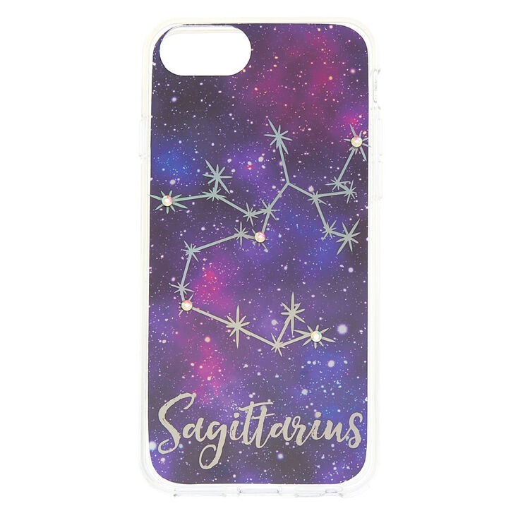 Sagittarius Zodiac Phone Case - Fits iPhone 6/7/8 Plus,