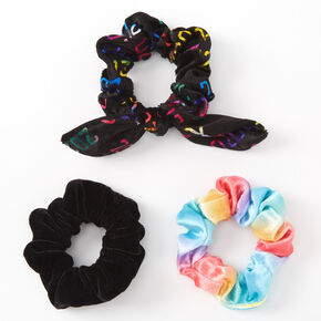 Small 2020 Graduate Hair Scrunchies - 3 Pack,