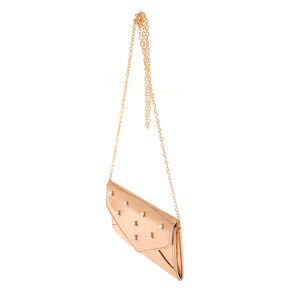 Rose Gold Clutch Purse,