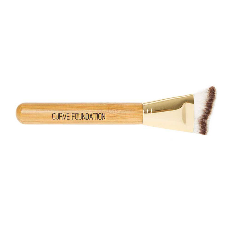 Bamboo Curve Foundation Brush,