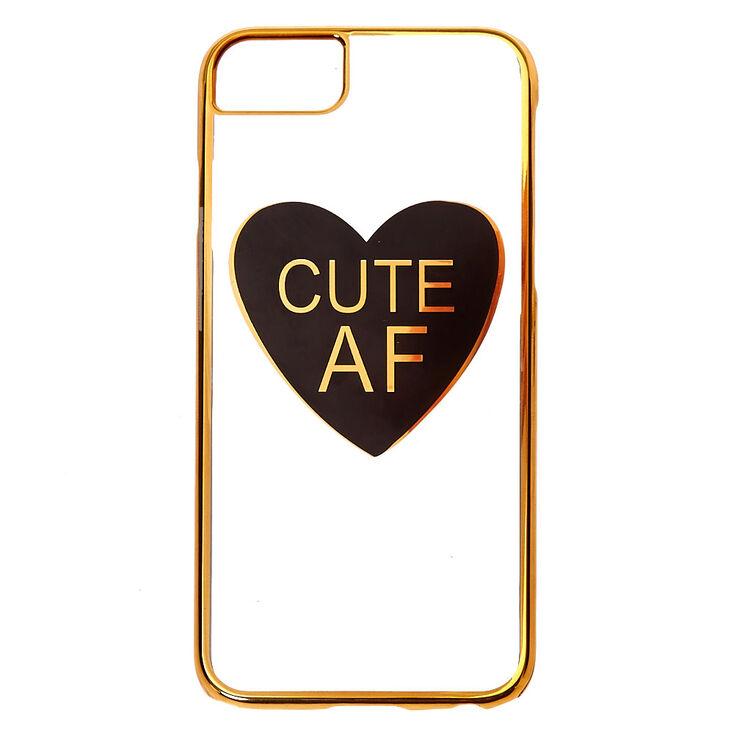 Cute AF Phone Case - Fits iPhone 6/7/8,
