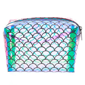 Mermaid Scallop Makeup Bag,