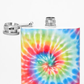 Rainbow Tie Dye Flask,