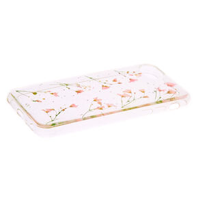 Dainty Pressed Daffodil Flower Phone Case - Fits Iphone 6/7/8,