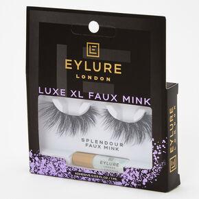 Eylure Luxe XL Faux Mink Eyelashes - Splendour,