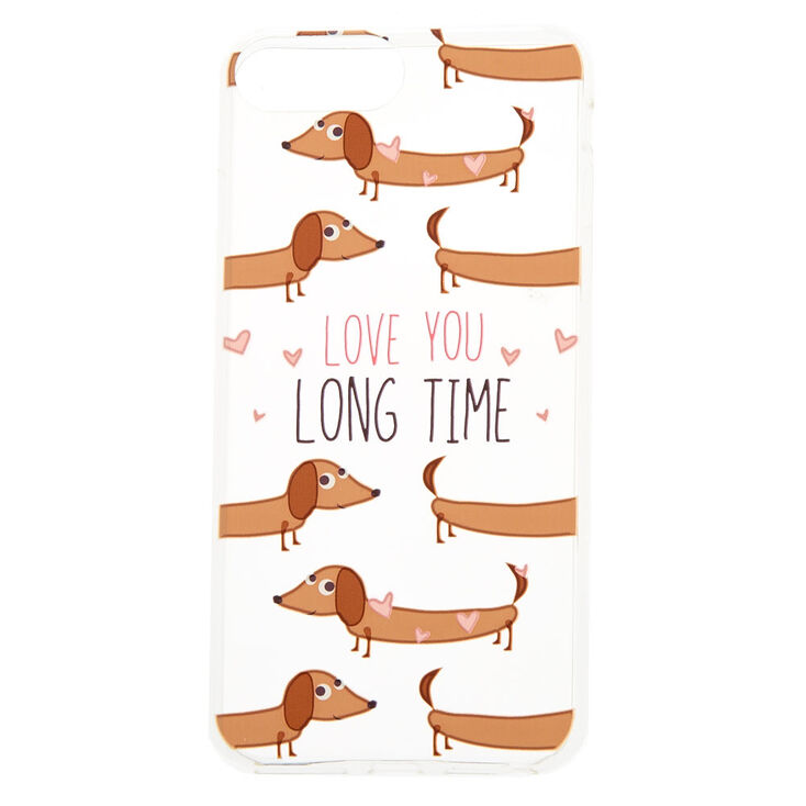 Weennie Dog Phone Case,
