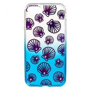 Ombre Under The Sea Phone Case - Fits iPhone 6/7/8 Plus,