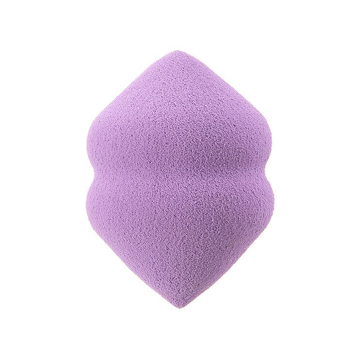 Purple Double-Ended Blending Sponge,