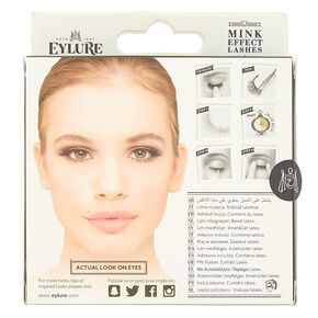 Eylure Luxe Cameo Mink Effect False Lashes,