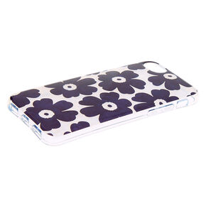 Retro Flower Protective Phone Case - Fits iPhone 6/7/8,
