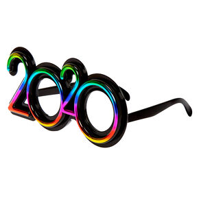 2020 New Years Eve Rainbow Frames,