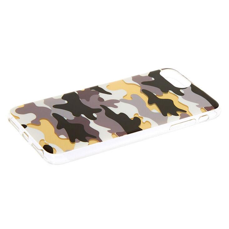 Metallic Camo Phone Case - Fits iPhone 6/7/8 Plus,