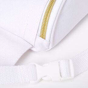 The Bride Fanny Pack - White,