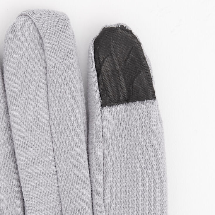 Be Kind Touch Screen Gloves - Lavender,