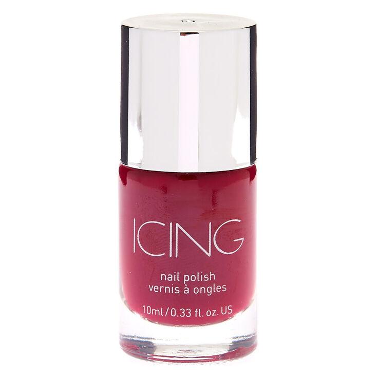 Nail Polish - Berry Red,